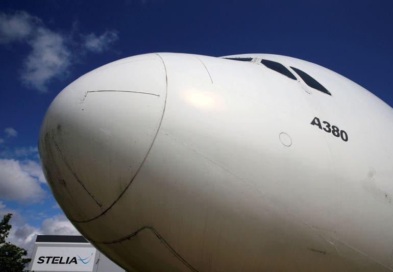 Airbus backs jet output target amid supplier concerns