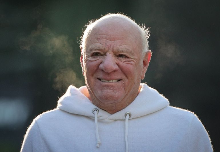 Billionaire Barry Diller's IAC backs MGM's potential offer for Entain