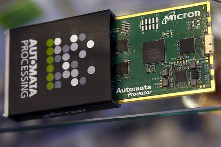 Micron Tops Results in Q1, Delivers Upbeat Guidance on DRAM Momentum