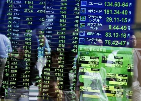 Foreigners net sellers of Asian equities in 2020, despite fourth-quarter turnaround