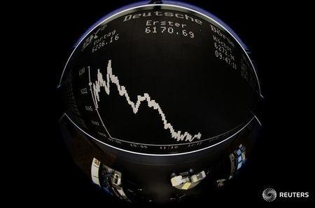 Germany stocks mixed at close of trade; DAX down 0.13%