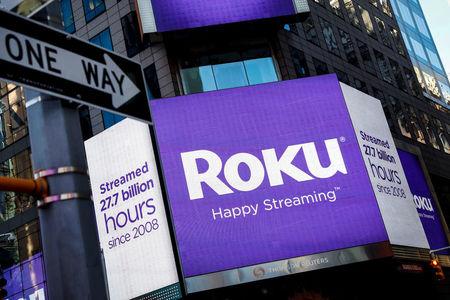 Roku Rallies on Street-High Price Target as Quibi Talks Underway