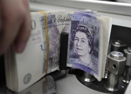 Sterling Tops $1.41, but Further Gains Could Prompt BoE Reaction