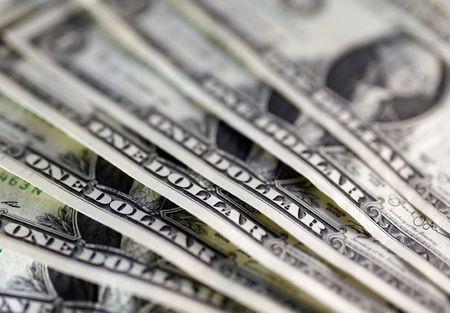 Dollar Down, but Near Seven-Week Highs After Euro Selloff