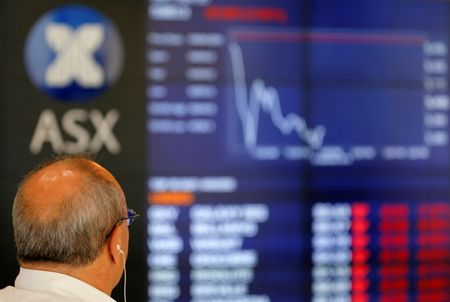 Australia stocks higher at close of trade; S&P/ASX 200 up 1.49%