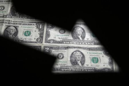 Dollar Gains; Yields Rise on Inflation Concerns