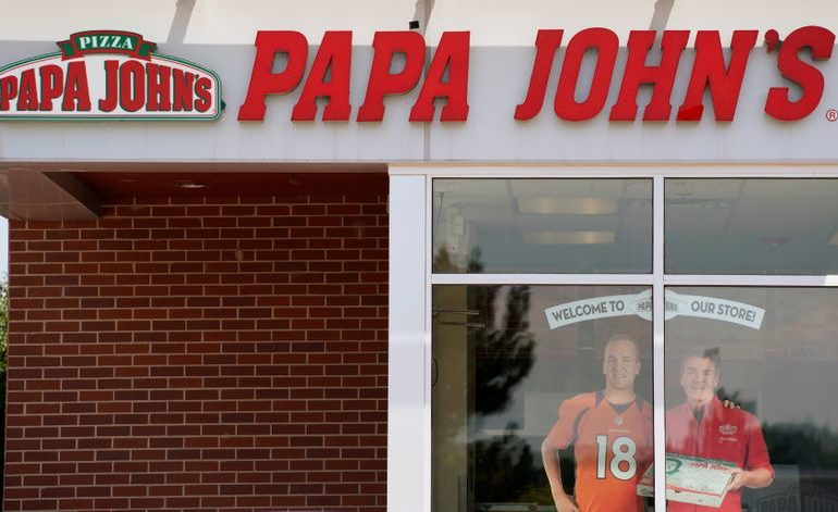 Papa John's shareholder lawsuit over 'toxic' workplace culture is dismissed