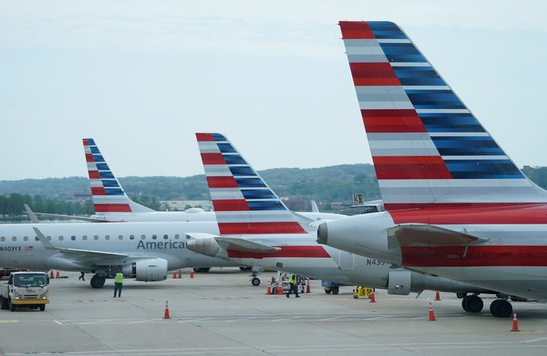 American Airlines sending about 13,000 furlough warnings as pandemic pain continues