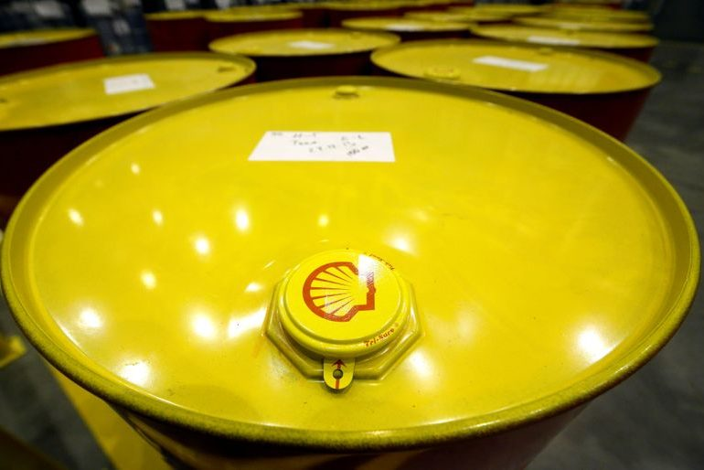 Shell profit slides to $4.8 billion in 2020 as pandemic hits demand