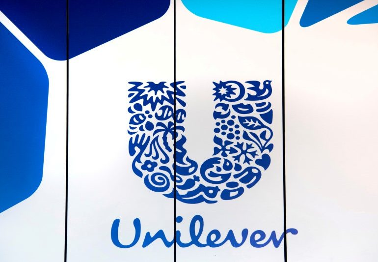 Unilever underlying sales rose 3.5% in last quarter