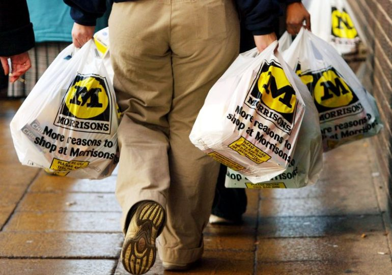 Online's share of Britain's grocery market hits record 16%: Nielsen