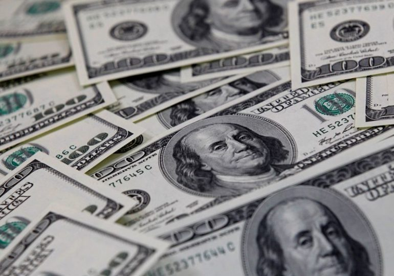 Dollar wallows at two-week low; bitcoin steadies after surge past $48,000