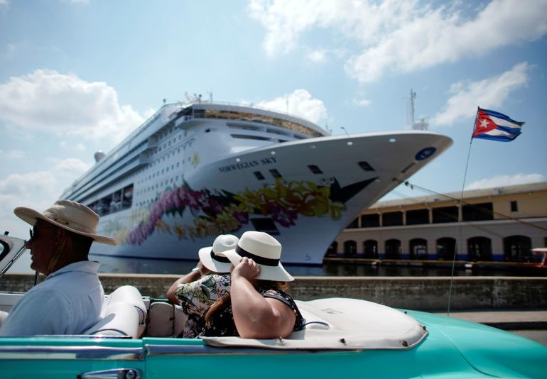 Investors eye shares of hotels, cruise lines as U.S. vaccinations pick up