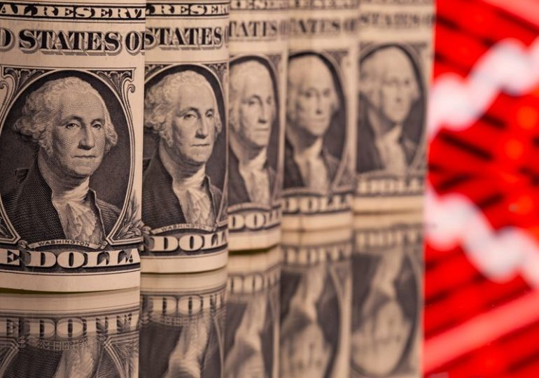Dollar struggles at three-week lows as recovery optimism grows
