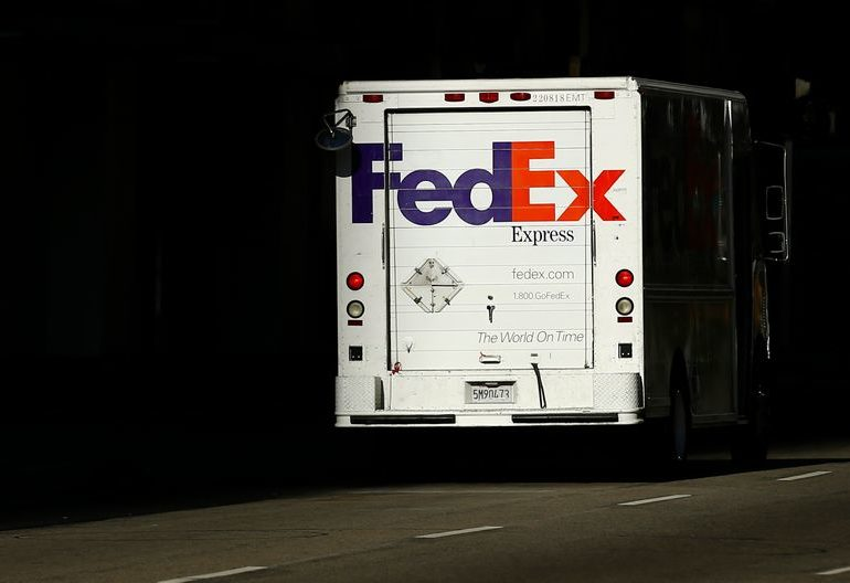 From FedEx to GM, firms halt operations as freeze grips parts of United States