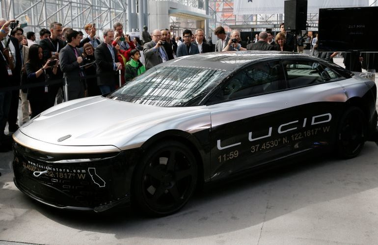 Lucid dream deal turns Klein's $43 million investment into $3.3 billion windfall