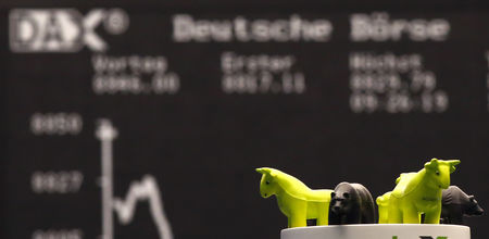 European Stock Futures Lower; Caution as Week Ends
