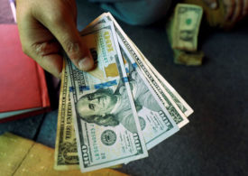 Dollar Up Despite Friday's Disappointing U.S. Jobs Data