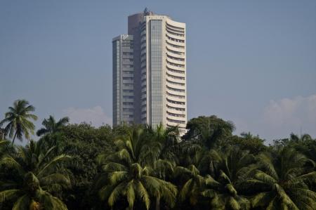India stocks higher at close of trade; Nifty 50 up 0.44%