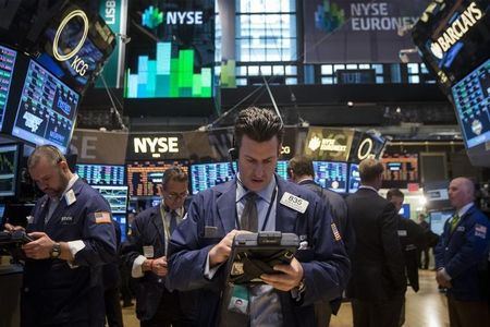 U.S. stocks mixed at close of trade; Dow Jones Industrial Average down 0.71%