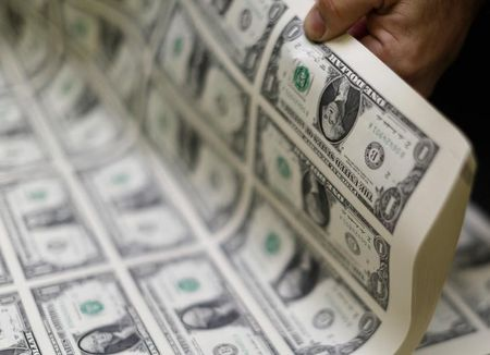 Dollar Edges Higher; Treasury Yields Rise After Powell's Comments