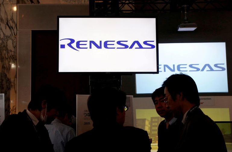 Renesas says it will take at least a month to restart fire-damaged chip line