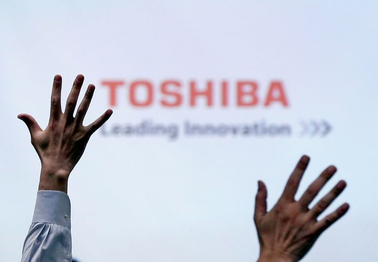 Activist-backed proposal for Toshiba probe received 58% of shareholder votes