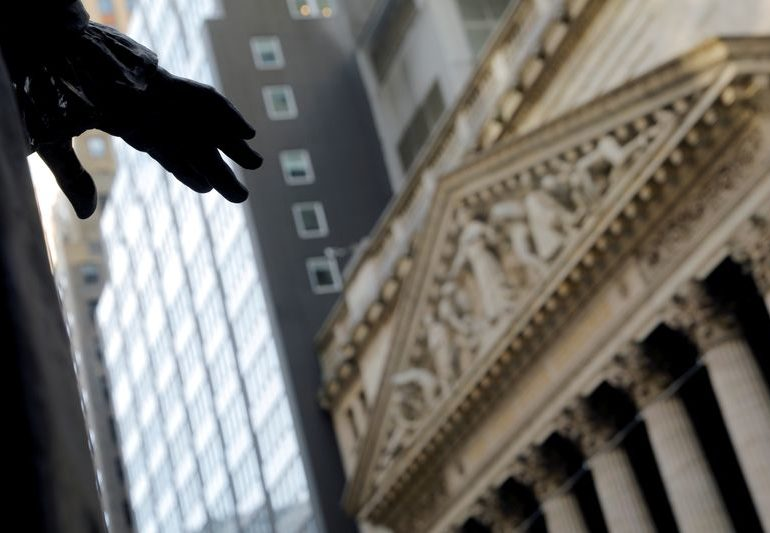 Financials, energy stocks lead Wall Street higher on recovery hopes