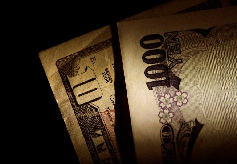 Dollar gains as U.S. recovery bets stoke Treasury yields