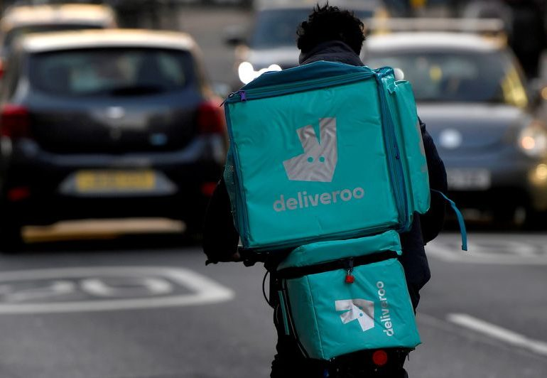 Deliveroo dives 30% as London debut of the decade turns sour