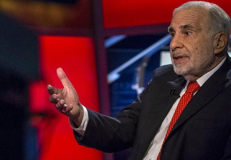 Carl Icahn's investment firm appoints former GE dealmaker as CEO By Reuters