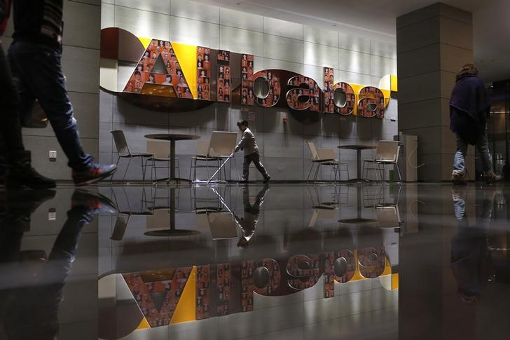 Record penalty for Ma's Alibaba marks tumultuous stretch for its founder By Reuters