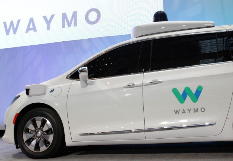 Alphabet Waymo self-driving unit CEO stepping down By Reuters