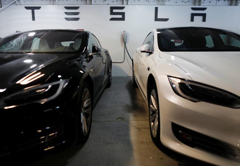 Tesla first-quarter deliveries beat estimates By Reuters