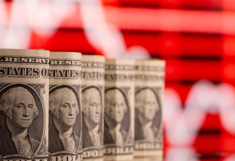 U.S. dollar share of global FX reserves hits lowest in 25 years in fourth quarter: IMF