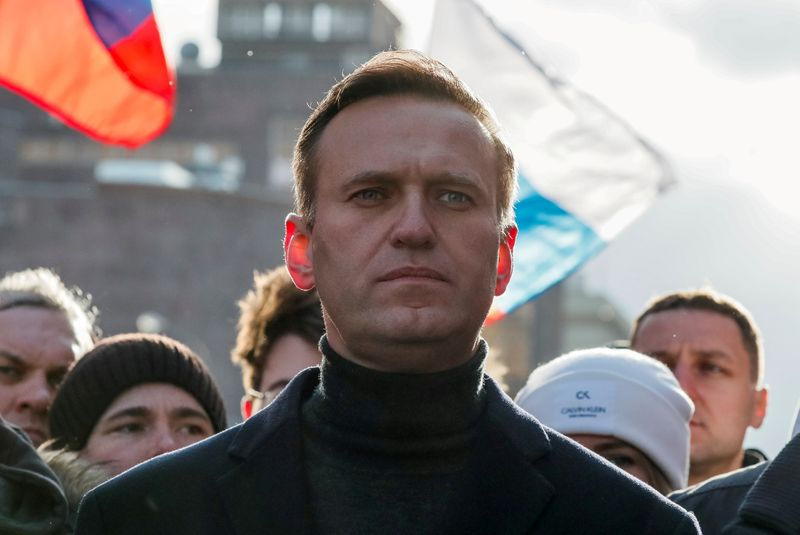 Allies of jailed Kremlin critic Alexei Navalny pledge prison protest unless a doctor of his choice sees him