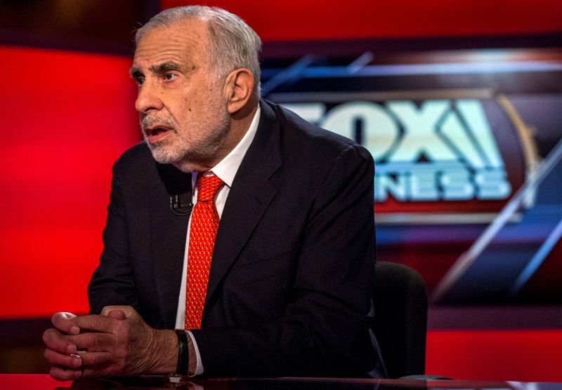 Carl Icahn's investment firm appoints former GE dealmaker as CEO