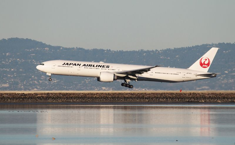 Japan Airlines to retire 777 planes with Pratt & Whitney engines after United incident