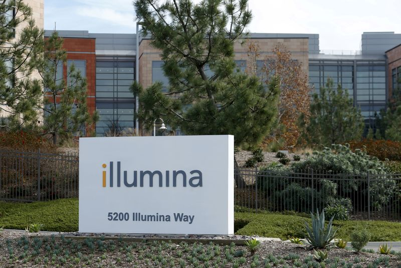 Illumina CEO says GRAIL deal is good for competition