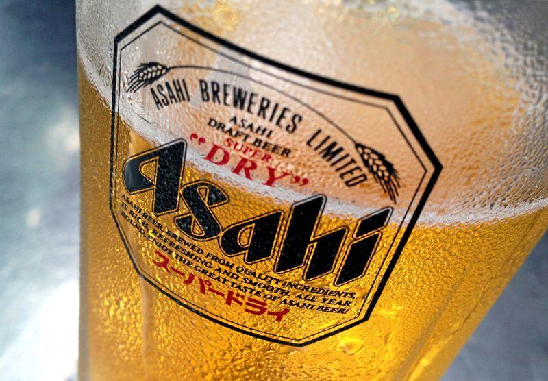 Japan beermaker Asahi looks to halve debt after buying Australia assets