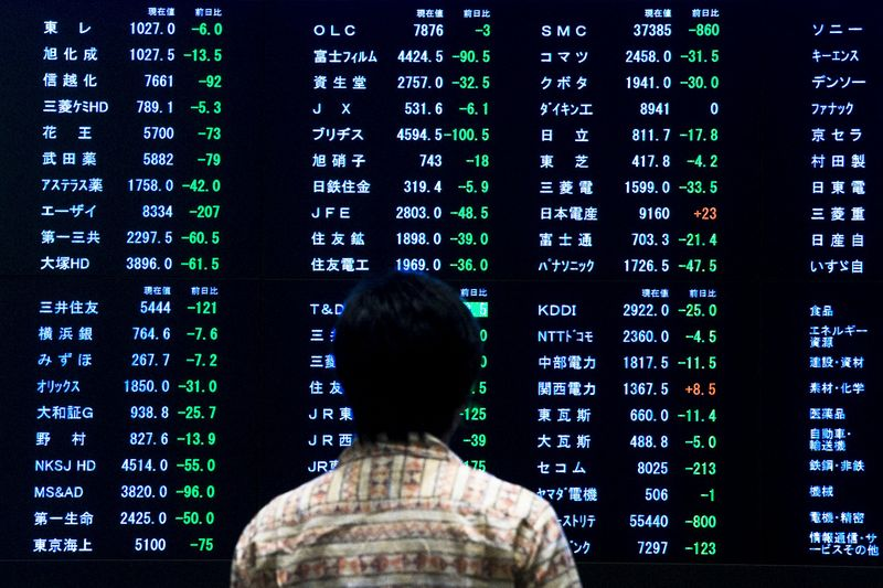Japan stocks higher at close of trade; Nikkei 225 up 0.79%