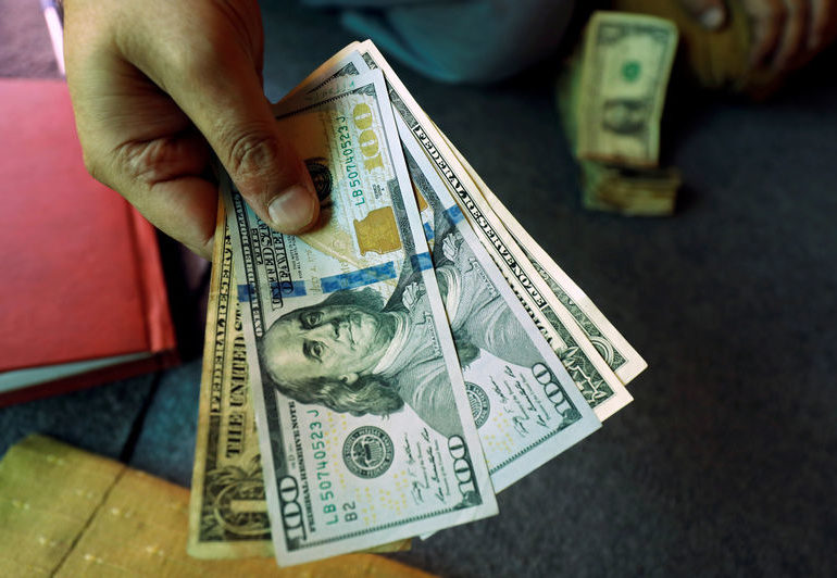 Dollar Up, but Gains Capped as Fed Sticks to Dovish Stance By Investing.com