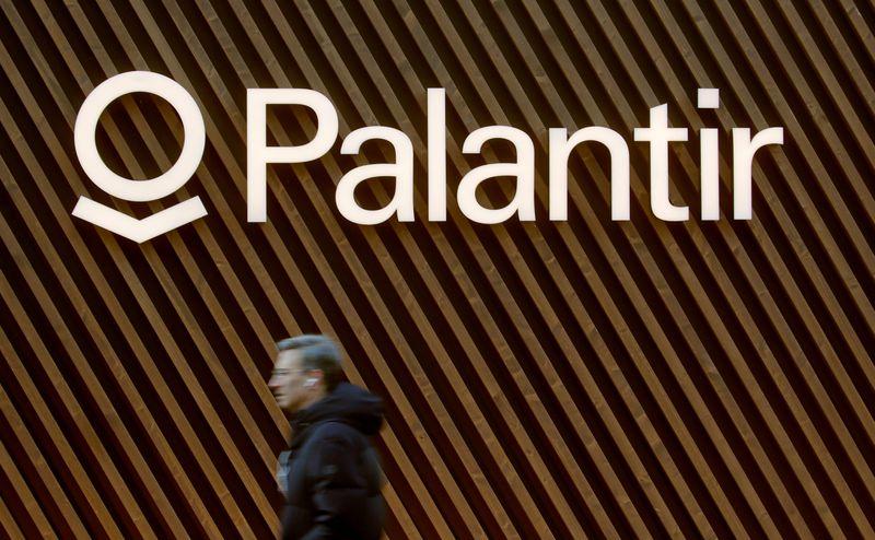 Palantir Climbs on $89.9 Million Government Contract