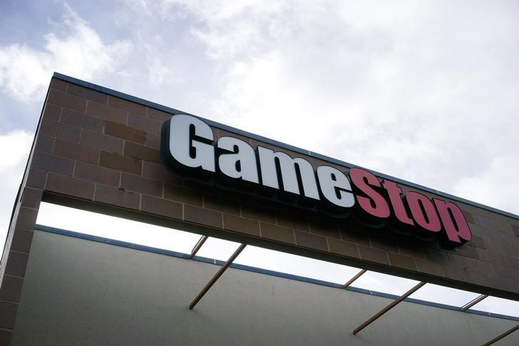 Most Meme Stocks Down; GameStop Gains Ahead of Results By Investing.com