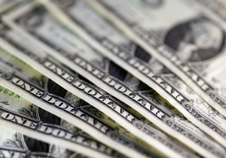 Dollar Up, but Near Five-Month Low Ahead of U.S. Inflation Data By Investing.com
