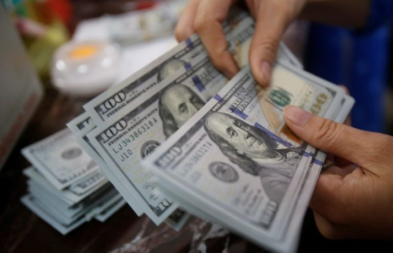 Dollar Up, but Subdued by Continuing Inflation Jitters By Investing.com