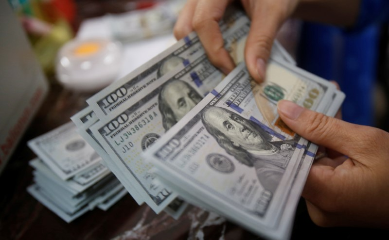 Dollar Up, but Subdued by Continuing Inflation Jitters