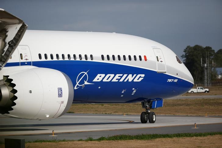 Garuda Indonesia says to return two Boeing jets to lessor By Reuters