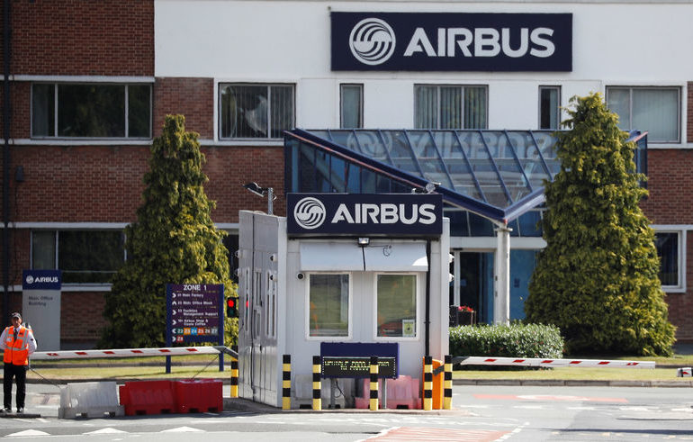 Airbus CEO expects business travel to recover -NZZ By Reuters