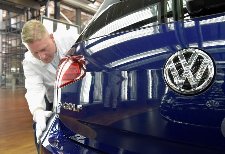 Volkswagen expects chips shortage to ease in Q3 By Reuters